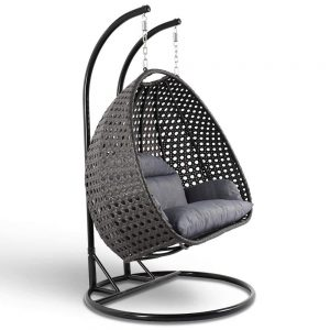 Babylon – Extra Large Two Person Swing Chair